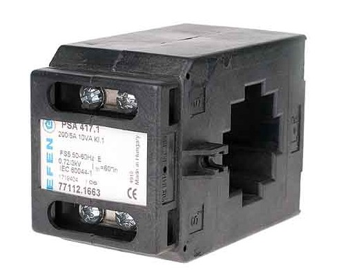 NW PSA 417.1 200/5A kl.1 10VA - Przekładnik prądowy