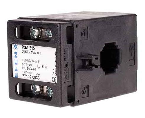 NW PSA 215 100/5A kl.0,5 5VA - Przekładnik prądowy