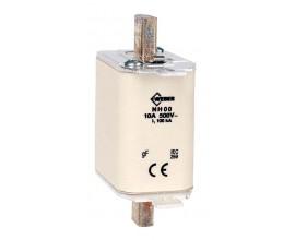 N Wkładka bezpiecznikowa szybka Gr.00 10A AC 500V gF