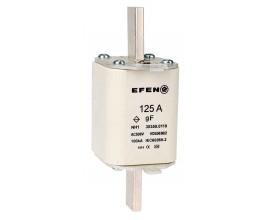 N Wkładka bezpiecznikowa szybka Gr.1 125A AC 500V gF