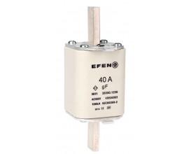 N Wkładka bezpiecznikowa szybka Gr.1 40A AC 500V gF