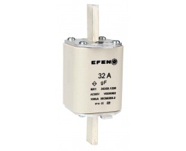 N Wkładka bezpiecznikowa szybka Gr.1 32A AC 500V gF