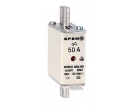 N Wkładka bezpiecznikowa Gr.000 50A AC 500V gG