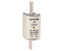N Wkładka bezpiecznikowa Gr.1 224A AC 500V gG