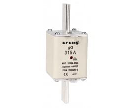 N Wkładka bezpiecznikowa Gr.2 315A AC 500V gG