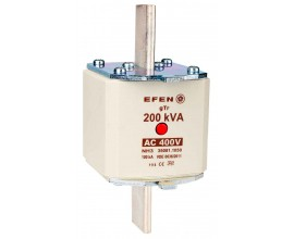 N Wkładka bezpiecznikowa Gr.3 200kVA AC 400V gTr