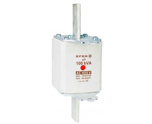 N Wkładka bezpiecznikowa Gr.4a 100kVA AC 400V gTr