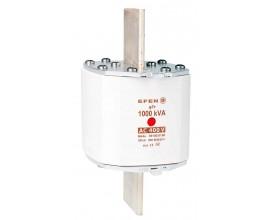 N Wkładka bezpiecznikowa Gr.4a 1000kVA AC 400V gTr