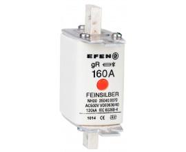 N Wkładka bezpiecznikowa Gr.1 160A AC 500V gR