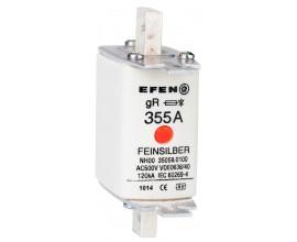 N Wkładka bezpiecznikowa Gr.2 355A AC 500V gR