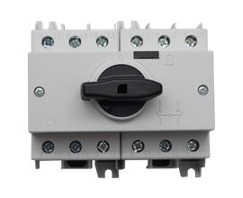 TE Przełącznik CO SD2 1-0-2 100A 3P TH35