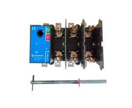 TE Rozłącznik NH 00C VC1F 0-1 63A 4P TH35 bez napędu