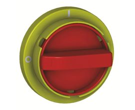 TE Rączka okrągła czerwona 0-1