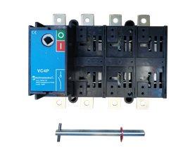 TE Rozłącznik VC4P 0-1 630A 4P TH35 bez napędu