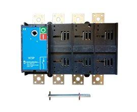 TE Rozłącznik VC5P 0-1 800 (35kA)A 4P TH35 bez napędu