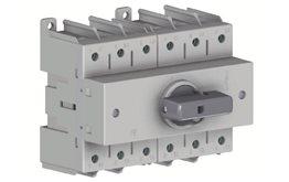TE Przełącznik CO SD3 1-0-2 125A 3P TH35