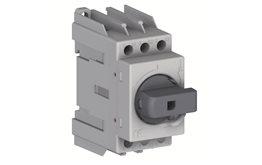 TE Rozłącznik SD1 0-1 25A 3P TH35