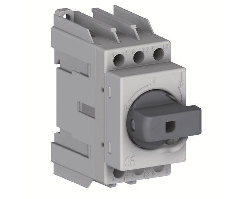 TE Rozłącznik SD1 0-1 16A 3P TH35