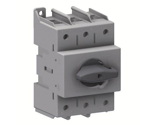 TE Rozłącznik SD3 0-1 160A 3P TH35