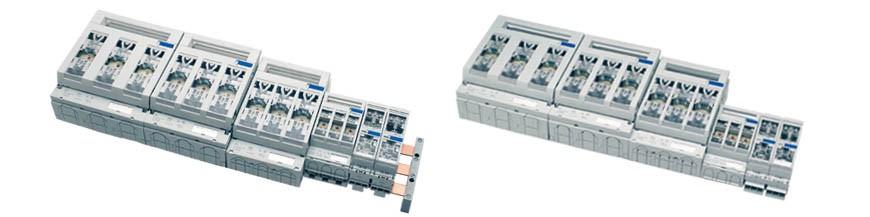 Skrzynkowe Rozłączniki Bezpiecznikowe SILAS