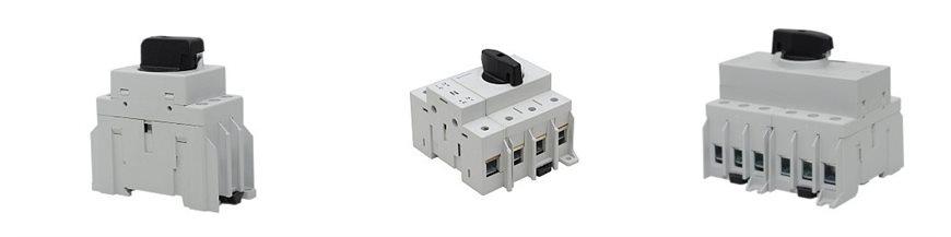 Rozłączniki SD i Przełączniki CO SD
