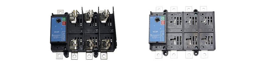 Rozłączniki VCP i VCF