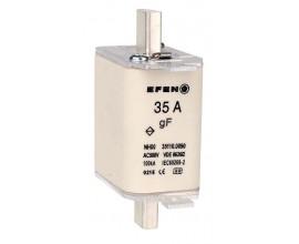 N Wkładka bezpiecznikowa szybka Gr.00 35A AC 500V gF