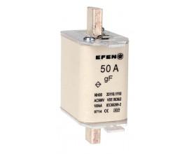 N Wkładka bezpiecznikowa szybka Gr.00 50A AC 500V gF