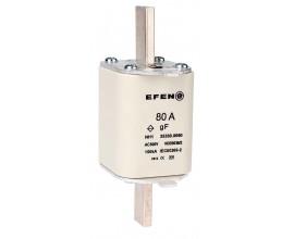 N Wkładka bezpiecznikowa szybka Gr.1 80A AC 500V gF