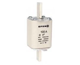 N Wkładka bezpiecznikowa szybka Gr.1 100A AC 500V gF
