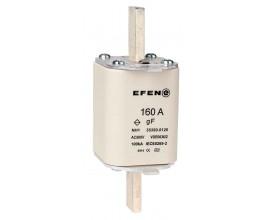 N Wkładka bezpiecznikowa szybka Gr.1 160A AC 500V gF