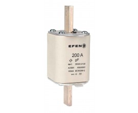 N Wkładka bezpiecznikowa szybka Gr.1 200A AC 500V gF