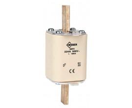 N Wkładka bezpiecznikowa szybka Gr.1 224A AC 500V gF
