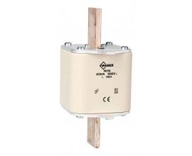 N Wkładka bezpiecznikowa szybka Gr.3 630A AC 500V gF
