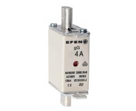 N Wkładka bezpiecznikowa Gr.000 4A AC 500V gG