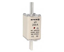 N Wkładka bezpiecznikowa Gr.1 200A AC 500V gG