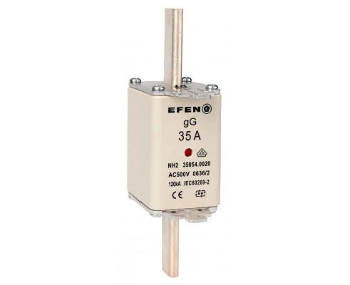 N Wkładka bezpiecznikowa Gr.2C 35A AC 500V gG
