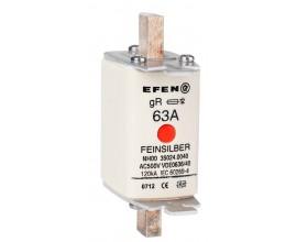 N Wkładka bezpiecznikowa Gr.00 63A AC 500V gR