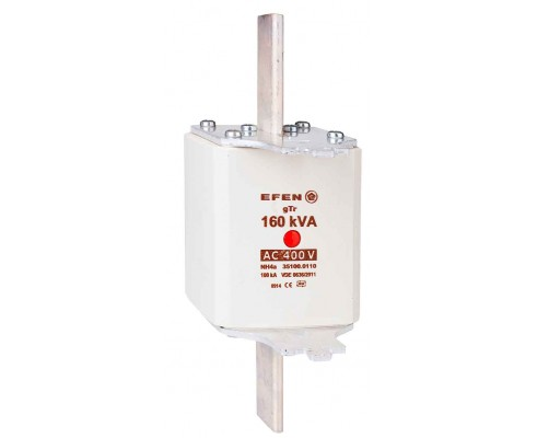 N Wkładka bezpiecznikowa Gr.4a 160kVA AC 400V gTr