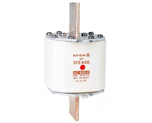 N Wkładka bezpiecznikowa Gr.4a 315kVA AC 400V gTr
