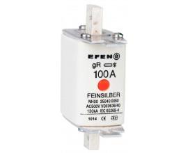 N Wkładka bezpiecznikowa Gr.1 100A AC 500V gR