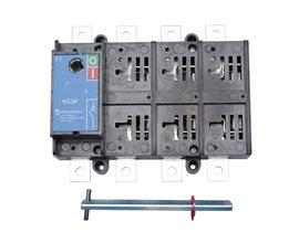 TE Rozłącznik VC3P 0-1 500A 4P TH35 bez napędu