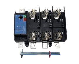 TE Rozłącznik NH 1 VC3F 0-1 250A 4P TH35 bez napędu
