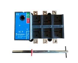 TE Rozłącznik VC1P 0-1 80A 3P TH35 bez napędu