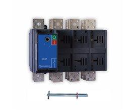 TE Rozłącznik VC5P 0-1 3150 (50kA)A 4P TH35 bez napędu