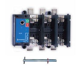 TE Rozłącznik NH 2 VC4F 0-1 315A 3P TH35 bez napędu