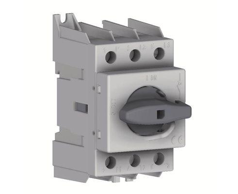 TE Rozłącznik SD2 0-1 125A 3P TH35