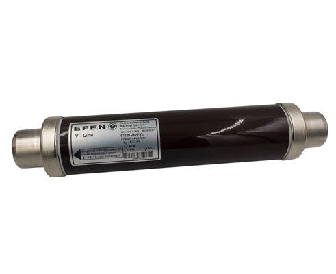 HH-VL 6/12kV 80A zabezpieczenie termiczne e292mm d70mm - Wkł. bezp. średniego napięcia