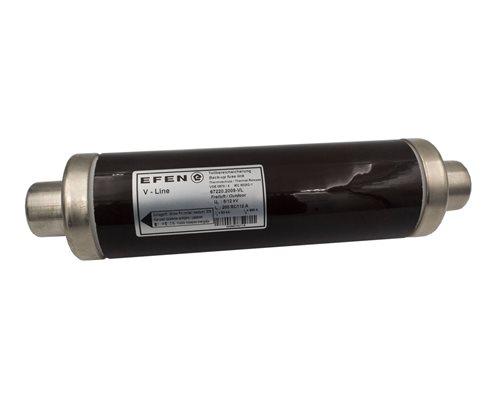 HH-VL 6/12kV 200A zabezpieczenie termiczne e292mm d86mm - Wkł. bezp. średniego napięcia