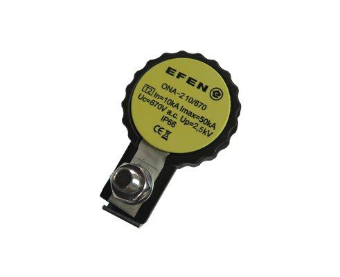 Ogranicznik przepięć ONA-2 10kA 670VAC